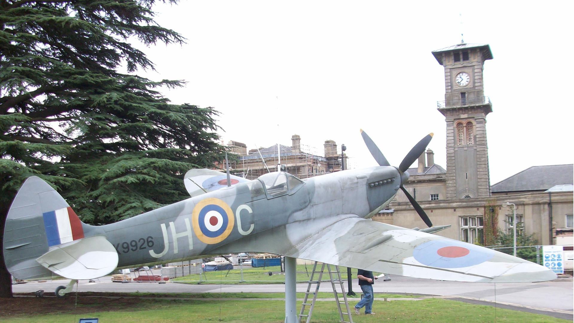 Spitfire – Replica Aircraft Fabrications